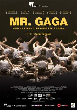 Mr. Gaga (2015) DVD9 COPIA 1:1 ITA-ENG