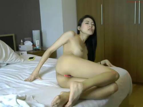 Chinese amateur webcam show