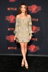 "Paris Berelc - Premiere Of Netflix's ""Stranger Things"" Season 2 in LA 10/26/17"