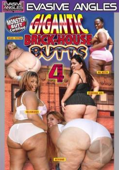 Gigantic Brickhouse Butts #4