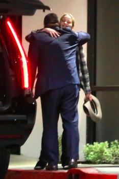 Jennifer Lawrence at her hotel in LA 5