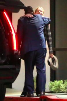 Jennifer Lawrence at her hotel in LA 6