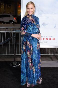 Abbie Cornish  'Geostorm' Premiere in LA 4