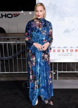 Abbie Cornish  'Geostorm' Premiere in LA 7