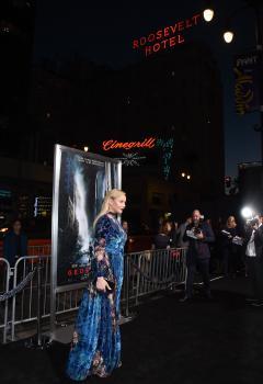 Abbie Cornish  'Geostorm' Premiere in LA 10