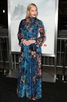 Abbie Cornish  'Geostorm' Premiere in LA 11