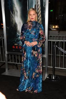 Abbie Cornish  'Geostorm' Premiere in LA 17