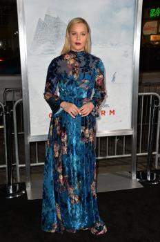 Abbie Cornish  'Geostorm' Premiere in LA 20