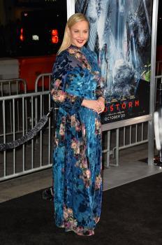 Abbie Cornish  'Geostorm' Premiere in LA 22