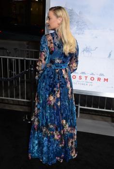 Abbie Cornish  'Geostorm' Premiere in LA 32