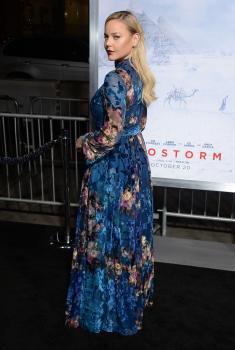 Abbie Cornish  'Geostorm' Premiere in LA 33