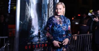 Abbie Cornish  'Geostorm' Premiere in LA 40