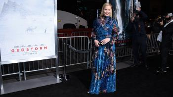Abbie Cornish  'Geostorm' Premiere in LA 42