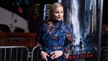 Abbie Cornish  'Geostorm' Premiere in LA 44