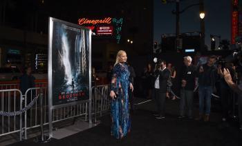 Abbie Cornish  'Geostorm' Premiere in LA 46