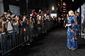 Abbie Cornish  'Geostorm' Premiere in LA 62