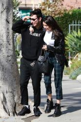 Madison Beer - Out in LA 11/3/17