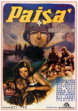 Paisà (1946) DVD9 COPIA 1:1 ITA