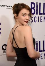 Violett Beane - Bill Nye: Science Guy Premiere in Los Angeles | November 7, 2017
