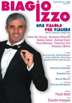 Biagio Izzo - Una pillola per piacere (2013) DVD9 COPIA 1:1 ITA