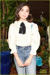 Rowan Blanchard - Gucci & Maxfield's Gucci Decor Collaboration Celebration in LA 11/9/17
