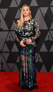 Abbie Cornish  9th Annual Governors Awards 2