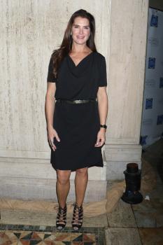Brooke Shields  The Skin Cancer Foundation's 3