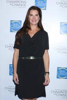 Brooke Shields  The Skin Cancer Foundation's 7