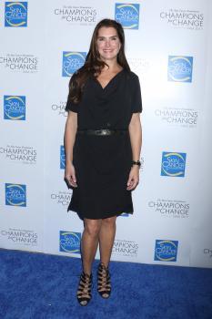 Brooke Shields  The Skin Cancer Foundation's 8