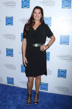 Brooke Shields  The Skin Cancer Foundation's 12