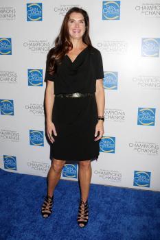Brooke Shields  The Skin Cancer Foundation's 13