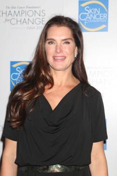 Brooke Shields  The Skin Cancer Foundation's 14