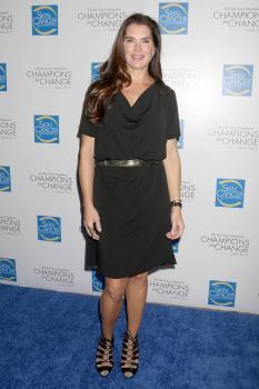 Brooke Shields  The Skin Cancer Foundation's 15