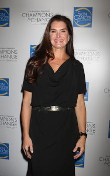 Brooke Shields  The Skin Cancer Foundation's 17