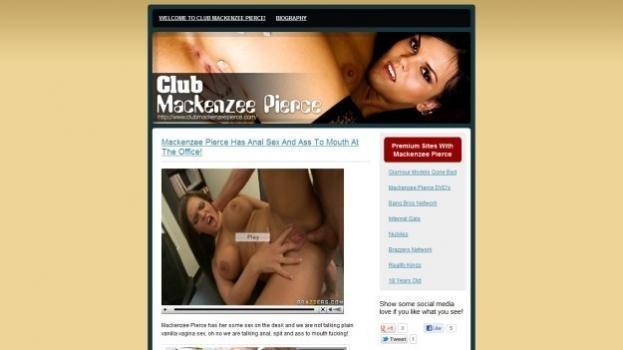 ClubMacKenzeePierce SiteRip