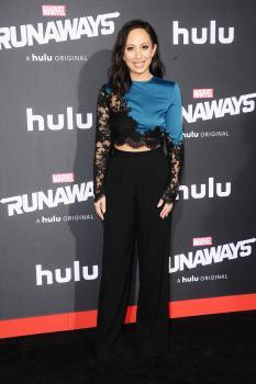 Cheryl Burke  'Runaways' Premiere in LA 6