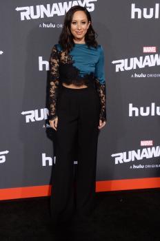 Cheryl Burke  'Runaways' Premiere in LA 11