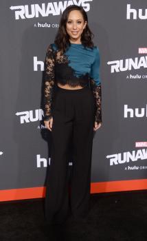 Cheryl Burke  'Runaways' Premiere in LA 12
