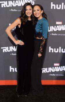 Cheryl Burke  'Runaways' Premiere in LA 13