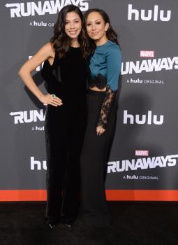 Cheryl Burke  'Runaways' Premiere in LA 14
