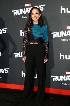 Cheryl Burke  'Runaways' Premiere in LA 16