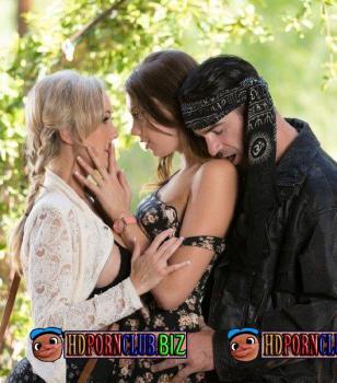 HDLove.com – Elena Koshka And Brandi Love – Beautiful Threesome Sex [SD 544p]