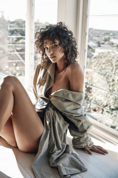 Rodriguez nackt Rae  Michelle Rodriguez